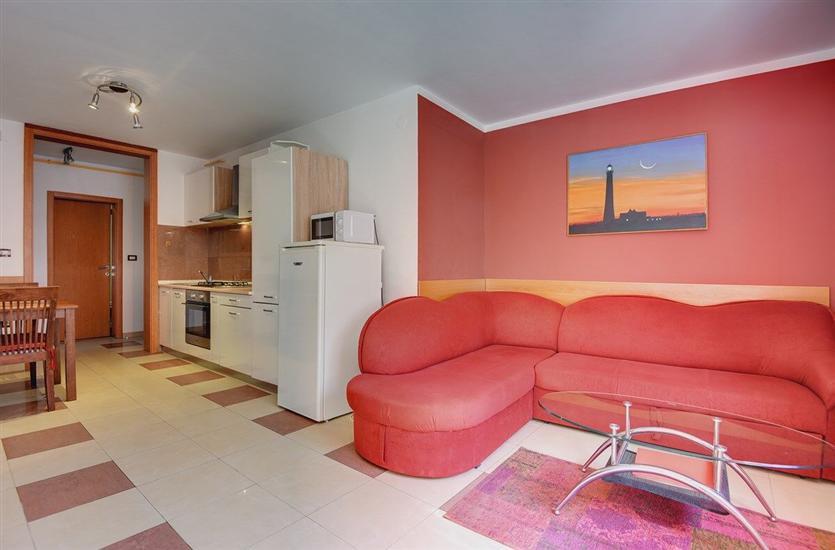 Appartamento A3, per 4 persone