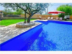 Accommodatie met zwembad Karolina Vrsar,Reserveren Accommodatie met zwembad Karolina Vanaf 214 €