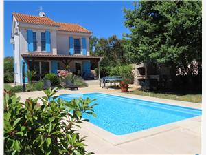 Villa Doris with heated pool gym and kids playground Malinska - isola di Krk, Dimensioni 120,00 m2, Alloggi con piscina