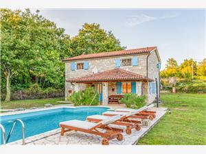 Kwatery z basenem Błękitna Istria,Rezerwuj Andigona Od 1280 zl