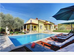 Namestitev z bazenom Modra Istra,Rezerviraj Rosmarin Od 187 €