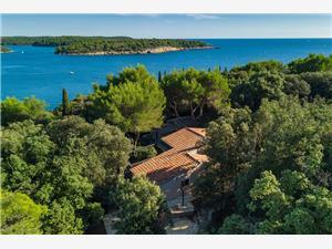 Villa Verudela Pula, Méret 140,00 m2, Légvonalbeli távolság 50 m