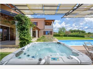 Hébergement avec piscine Roža Zminj,Réservez Hébergement avec piscine Roža De 312 €