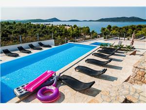 Location en bord de mer Riviera de Zadar,Réservez 2 De 132 €