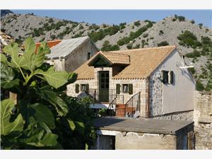 Casa Paklenica Starigrad Paklenica, Dimensioni 70,00 m2, La distanza dal entrata del parco Nazionale 50 m