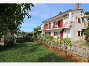Апартаменты Franjo Cervar - Porat (Porec),Резервирай Апартаменты Franjo От 64 €