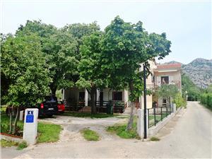 Apartmány NP Starigrad Paklenica,Rezervuj Apartmány NP Od 1452 kč