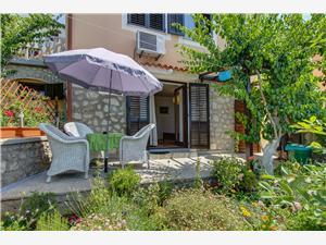 Appartamento Ana Mali Losinj - isola di Losinj, Dimensioni 28,00 m2, Distanza aerea dal centro città 400 m