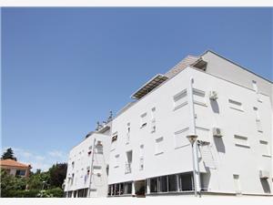 Apartmán SARA with sea view Umag, Rozloha 80,00 m2, Vzdušná vzdialenosť od mora 250 m, Vzdušná vzdialenosť od centra miesta 250 m