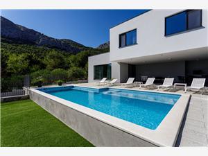 вилла ELIA Хорватия, квадратура 140,00 m2, размещение с бассейном