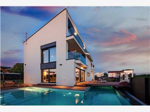 Hébergement avec piscine L'Istrie bleue,Réservez mora De 513 €