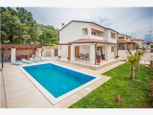 Villa Hope 2 Kastelir, Größe 160,00 m2, Privatunterkunft mit Pool, Entfernung vom Ortszentrum (Luftlinie) 800 m