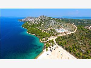 Casa mobile Damar 3 Riviera di Zara, Dimensioni 32,00 m2, Alloggi con piscina, Distanza aerea dal mare 200 m