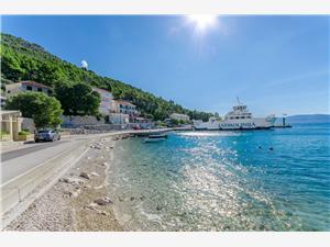 Location en bord de mer Moloco Podaca,Réservez Location en bord de mer Moloco De 128 €