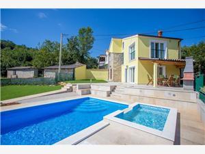 Villa Ana Spinovci Spinovci, Kvadratura 100,00 m2, Namestitev z bazenom