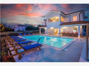 Soukromé ubytování s bazénem Blue Porec,Rezervuj Soukromé ubytování s bazénem Blue Od 10247 kč