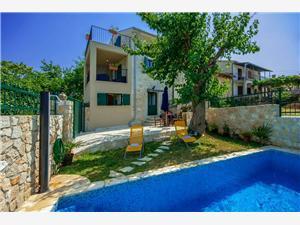 Hébergement avec piscine Monspinosa Funtana (Porec),Réservez Hébergement avec piscine Monspinosa De 90 €