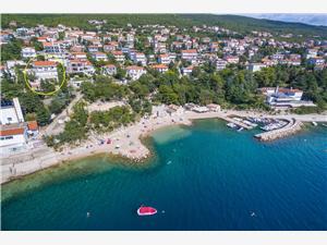 Location en bord de mer Riviera de Rijeka et Crikvenica,Réservez LORY De 42 €