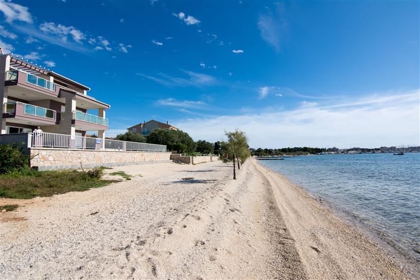 Appartamenti Villa Marija II on the beach