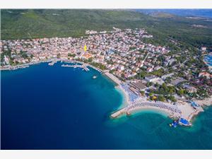 Boende vid strandkanten Bellamare Novi Vinodolski (Crikvenica),Boka Boende vid strandkanten Bellamare Från 742 SEK