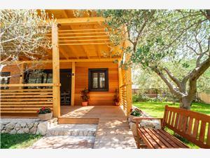 Переносные дома Rock Samphire 1 Pakostane, квадратура 45,00 m2, Воздуха удалённость от моря 200 m, Воздух расстояние до центра города 100 m
