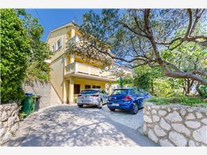 Appartement Kvarner eilanden,Reserveren Ruza Vanaf 110 €
