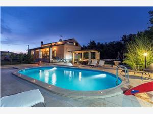 Villa Blauw Istrië,Reserveren Lucia Vanaf 498 €