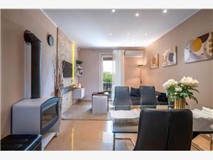 Villa Blauw Istrië,Reserveren Amneris Vanaf 228 €