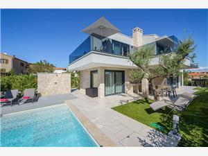 Accommodatie met zwembad Lisa Kastelir,Reserveren Accommodatie met zwembad Lisa Vanaf 371 €