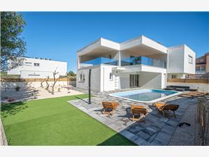 Willa FRANKO Srima (Vodice), Powierzchnia 150,00 m2, Kwatery z basenem