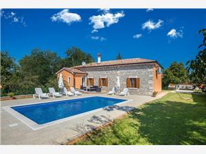 Hébergement avec piscine Balarini Sveti Martin,Réservez Hébergement avec piscine Balarini De 160 €