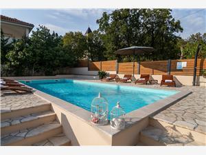 Casa mobile TREND Novi Vinodolski (Crikvenica), Dimensioni 140,00 m2, Alloggi con piscina
