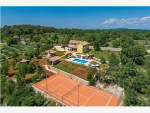 Vakantie huizen Groene Istrië,Reserveren Vinela Vanaf 342 €