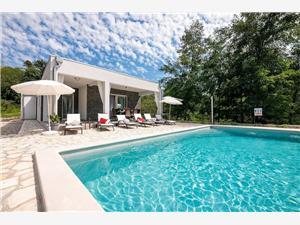 Villa Sofia Santalezi, Sveta Nedelja, Superficie 125,00 m2, Hébergement avec piscine