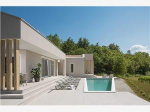 Vakantie huizen Groene Istrië,Reserveren D Vanaf 227 €
