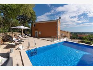 Casa Mare Kastelir, квадратура 95,00 m2, размещение с бассейном