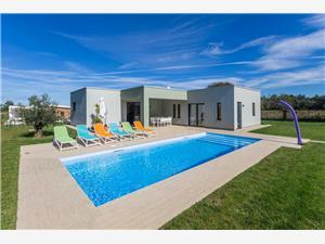 Soukromé ubytování s bazénem Zelená Istrie,Rezervuj Rudinka Od 4463 kč