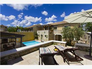 Soukromé ubytování s bazénem Zelená Istrie,Rezervuj Nina Od 3117 kč