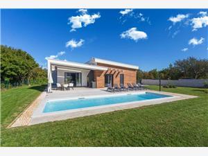Villa SaMa Istrien, Größe 110,00 m2, Privatunterkunft mit Pool