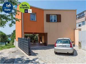 Apartamenty Petra Błękitna Istria, Powierzchnia 30,00 m2, Odległość do morze mierzona drogą powietrzną wynosi 50 m
