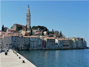 Kwatery nad morzem Błękitna Istria,Rezerwuj studio Od 382 zl