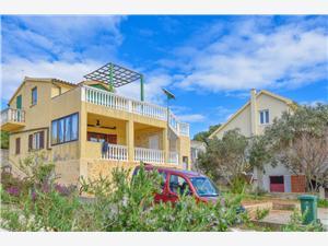 Kuća za odmor Pumpkin Žirje - otok Žirje, Kuća na osami, Kvadratura 100,00 m2, Zračna udaljenost od mora 30 m