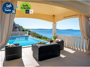 Accommodatie met zwembad Vese Seget Vranjica,Reserveren Accommodatie met zwembad Vese Vanaf 500 €