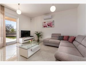 Villa Karla Istria, Dimensioni 140,00 m2, Alloggi con piscina