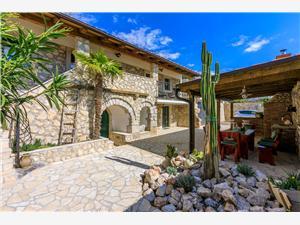 Villa Romantic Bribir, Stenhus, Storlek 104,00 m2, Privat boende med pool