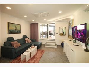 Apartmaj Silenzio Sibenik, Kvadratura 75,00 m2