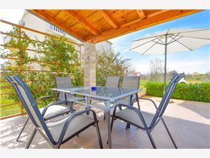 Дом MILA Sukosan (Zadar), квадратура 120,00 m2, Воздух расстояние до центра города 450 m
