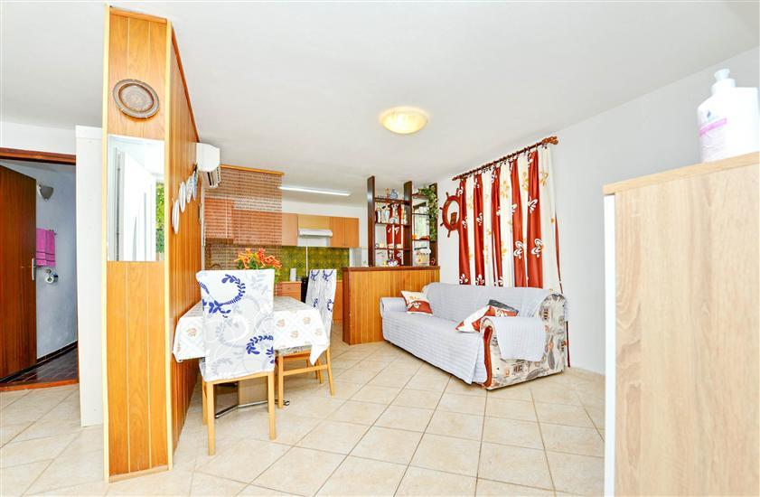 Апартаменты A2, для 6 лиц
