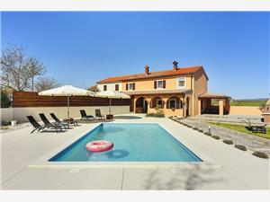 Casa Anima Krnica (Pula), Kvadratura 90,00 m2, Namestitev z bazenom