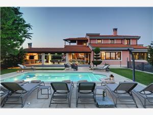 Villa Ines Pula, Rozloha 400,00 m2, Ubytovanie sbazénom